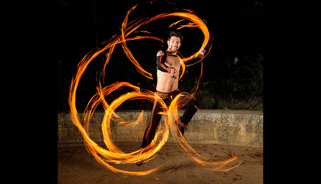 LUZ JUGGLING – POI DANCE