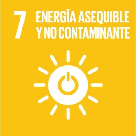 ODS ENERGIA ASEQUIBLE Y NO CONTAMINANTE