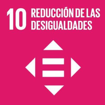 ODS REDUCCION DE LAS DESIGUALDADES