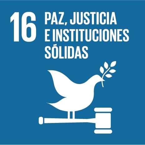 ODS PAZ,JUSTICIA,E INSTITUCIONES SOLIDAS
