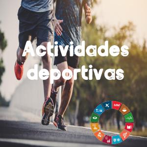 ACTIVIDADES DEPORTIVAS CON ODS-RSC