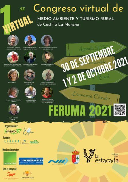 FERUMA2021- CONGRESO VIRTUAL DE MEDIO AMBIENTE Y TURISMO RURAL